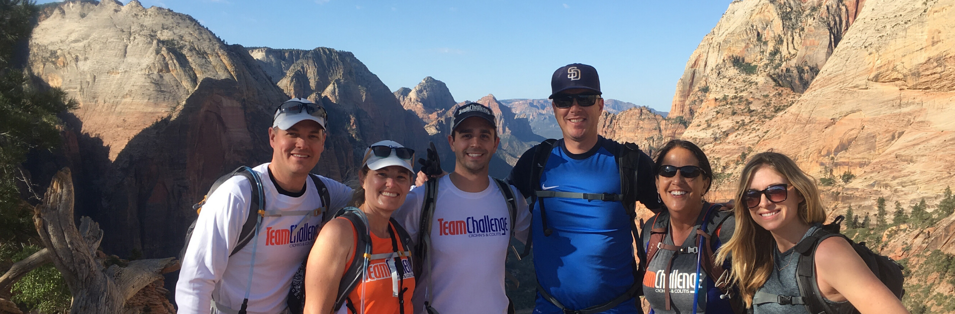 Zion hike hero - Hubspot